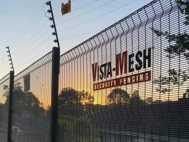 strong mesh fence cages for animals karkloof